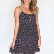 Wanderer Dress - Navy
