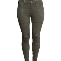 Skinny Regular Jeans - from H&M