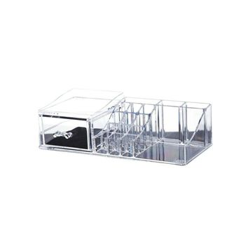 Acrylic Makeup & Beauty Storage With Drawer