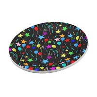 Colorful Birthday Paper Plate