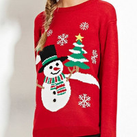 Fashion Winter Ugly Christmas Sweater [9503684292]