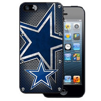 NFL Licensed Protector Case for Apple iPhone 5 / 5S - Dallas Cowboys