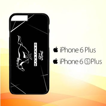FORD MUSTANG Z4266 iPhone 6 Plus|6S Plus Case