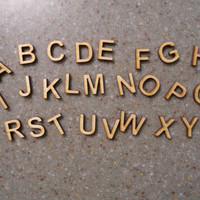 laser cut letters or numbers for crafts, choose letters and numbers and quantity birch plywood