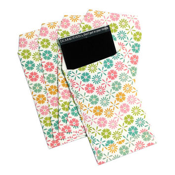 Mini Envelopes Paper Photo Sleeves Film Cover Rainbow Daisy for Fujifilm Instax Mini Films Polaroid Instant Photos