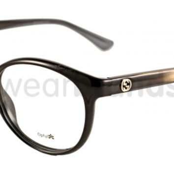 Gucci GG 3698 Gucci GG3698 AM3 Black Glasses | Eyewear Brands