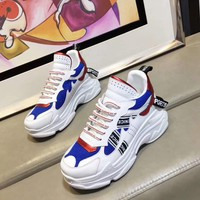 BALENCIAGA Women Fashion Casual Sneaker sport running white Shoes Best quality