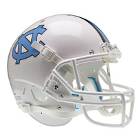 North Carolina Tar Heels NCAA Replica Air XP Full Size Helmet (Alternate White 1)