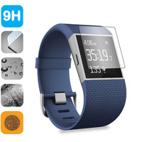 Tempered Glass Screen HD Clear Screen Protector Guard Skin Scratch-resistant Film For Smart watch Fitbit Surge/Fitbit Blaze