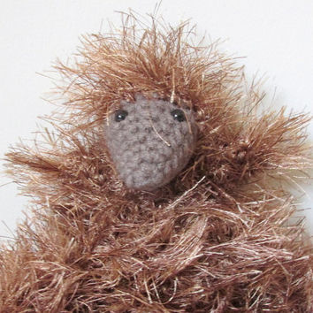 Porcupine/Hedgehog Lovey PDF Crochet Pattern INSTANT DOWNLOAD