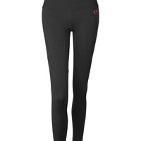 LE3NO Womens Active Stretchy Ankle Length Tight Legging Workout Pants (CLEARANCE)