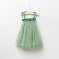 Kids Girls Baby Dress  Products For Children = 4445459140