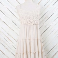 Altar'd State Natural Beauty Tiered Dress | Altar'd State