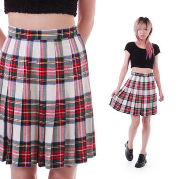 Best Preppy Plaid Skirt Products on Wanelo