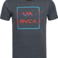RvCA VA All the Way Stripe