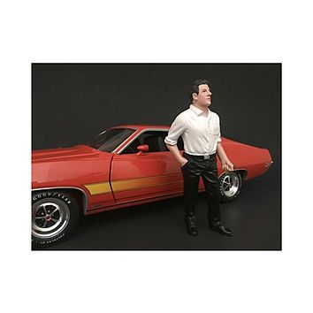 70\'s Style Figure III For 1:18 Scale Models by American Diorama