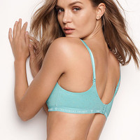 Cotton Lightly Lined Wireless Bra - The T-Shirt - Victoria's Secret