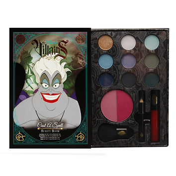 Wet n Wild Disney Villains Cast a Spell Beauty Book, Ursula - 1 ea
