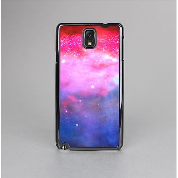 The Vivid Pink and Blue Space Skin-Sert Case for the Samsung Galaxy Note 3