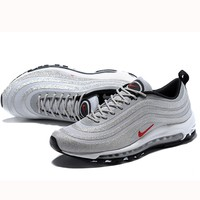 Trendsetter Nike Air Max 97 LX  Women Men Fashion Casual Sneakers Sport Shoes