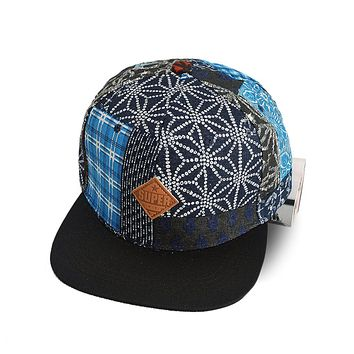 Retro Fashion Eaves Hip Hop Hat Men women Unisex Dancer Adjustable Baseball Cap Snapback
