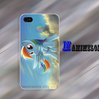 My Little Pony iPhone 5s case unique iPhone 5 Case, Horse iPhone 4S case iPhone Case Hard   Soft  for iPhone 4 / 4s / 5/5C/5s