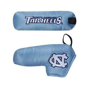 Licensed Golf New Team Effort NCAA Blade Putter Head Cover North Carolina Tar Heels UNC