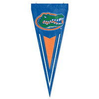 Florida Gators NCAA Applique & Embroidered Yard Pennant (34x14)