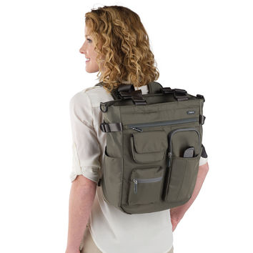 The Traveler's Three In One Carryall