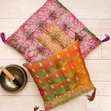 Maharaj Meditation Cushions