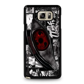 NARUTO SHARINGAN EYE Samsung Galaxy Note 5 Case