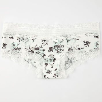 Loves All Of You Boyshorts Ivory  In Sizes