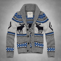Owls Head Mountain Sweater