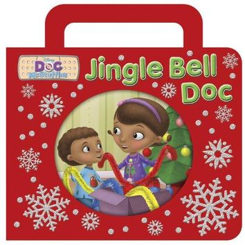 Jingle Bell Doc Doc Mcstuffins BRDBK