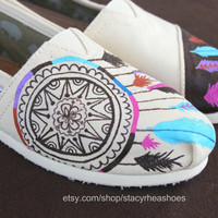 Dreamcatcher TOMS with Imagine Lyric