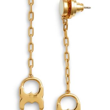 Tory Burch Gemini Link Drop Earrings | Nordstrom