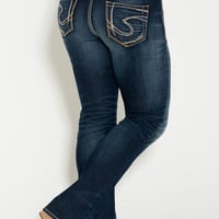 silver jeans co. ® plus size aiko super stretch jeans