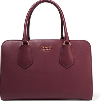 Prada - Inside leather tote