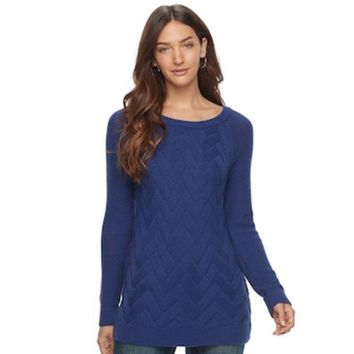 Women's Sonoma Goods For Life??lattice Sweater