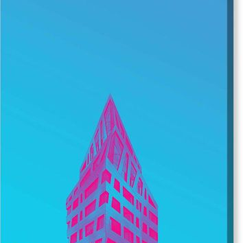 Urban Architecture - Berlin, Germany A - Canvas Print