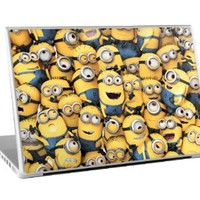 Zing Revolution Despicable Me 2 - Minion Group Laptop Cover Skin for 15-Inch Mac and PC (MS-DMT80011)