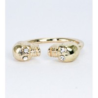 Skulls Ring - Kely Clothing