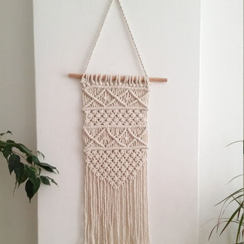 ON SALE EXPRESS Shipping Macrame wall hanging, woven wall hanging, woven wall tapestry, boho wall hanging, wall tapestry, macrame, boho home
