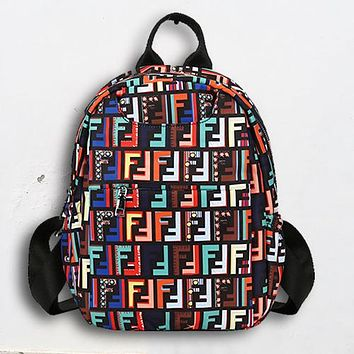 Fendi Burberry Givenchy Dior Champion Versace Stylish Women Men Canvas Sport Travel Bag Shoulder Bag School Backpack