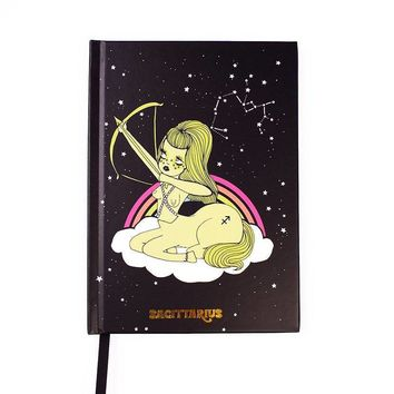 Sagittarius Journal