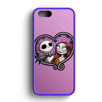 Jack And Sally In Love iPhone Case For iPhone SE, 5s, 5c, 4