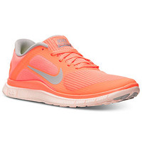 Nike Women's Free 4.0 V3 Running Sneakers from Finish Line