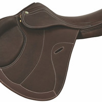 Henri de Rivel Galia Close Contact Leather Saddle