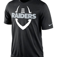 Nike Legend Icon (NFL Raiders) Men's T-Shirt