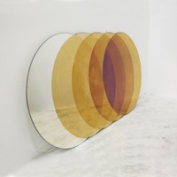 Transience mirror - circular - ALL - OBJECTS